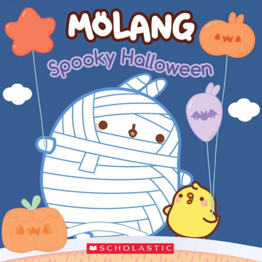 Lauren Bisom - Molang: Spooky Halloween