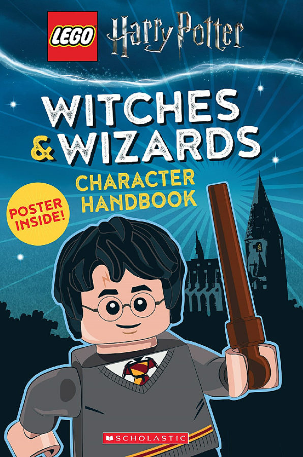 Samantha Swank - LEGO Wizarding World of Harry Potter: Character Guide