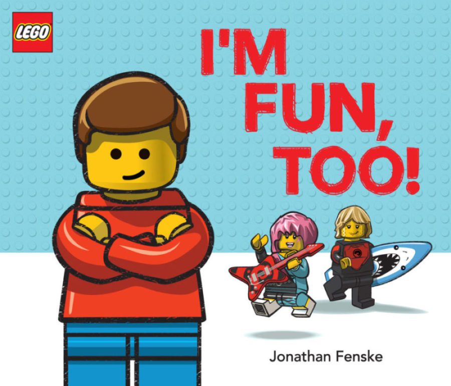 Jonathan Fenske - I'm Fun, Too!