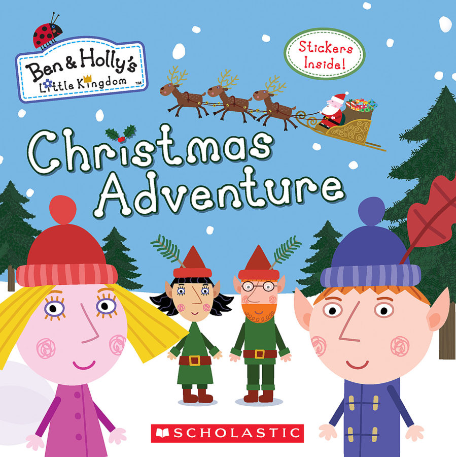 Scholastic - Christmas Adventure