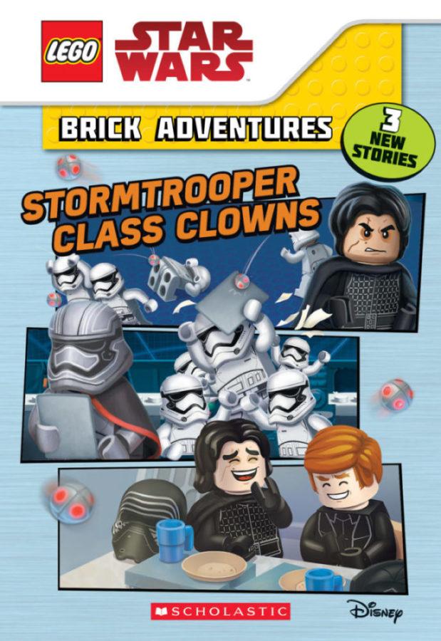 Ace Landers - Stormtrooper Class Clowns