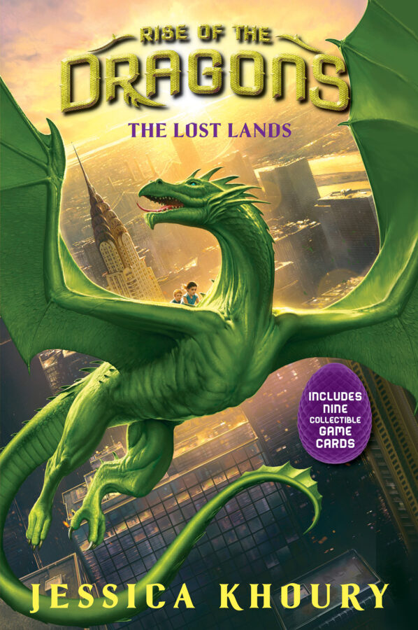 Jessica Khoury - Rise of the Dragons: Book 2: The Lost Lands
