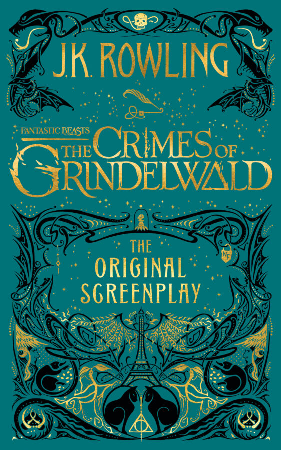 J. K. Rowling - Fantastic Beasts: The Crimes of Grindelwald