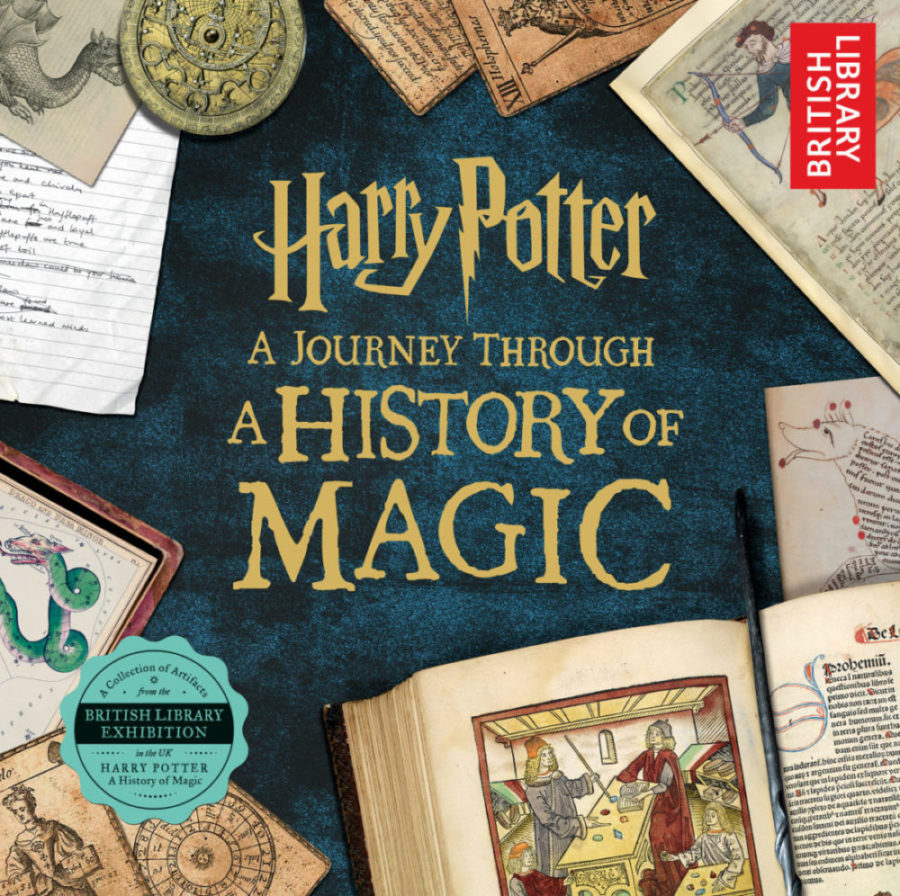 British Library - Harry Potter: A Journey Through A History of Magic