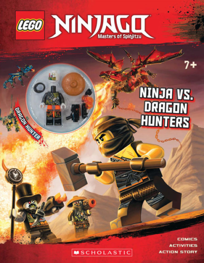 AMEET Studio - Ninja vs. Dragon Hunters