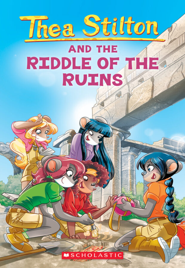 Thea Stilton - Thea Stilton and the Riddle of the Ruins