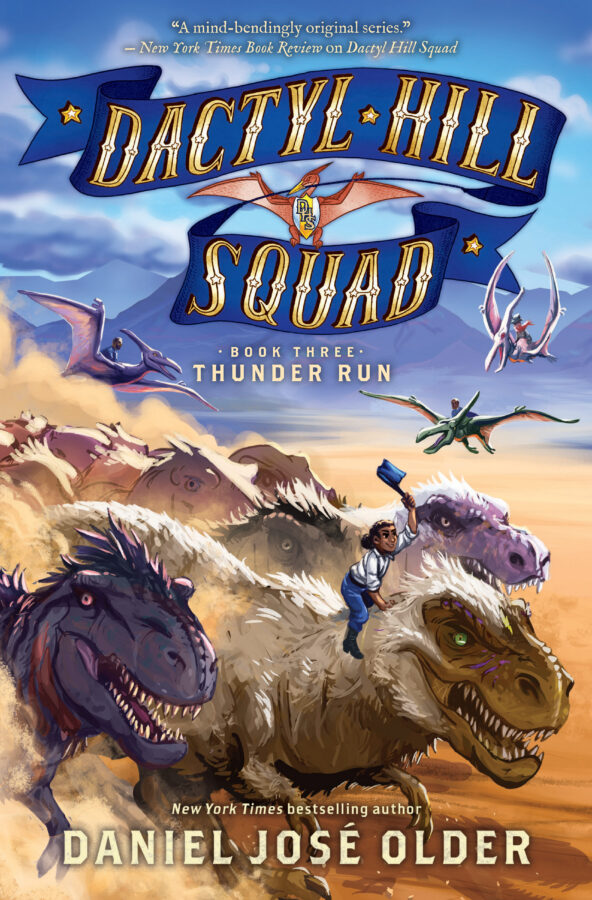 Daniel José Older - Thunder Run