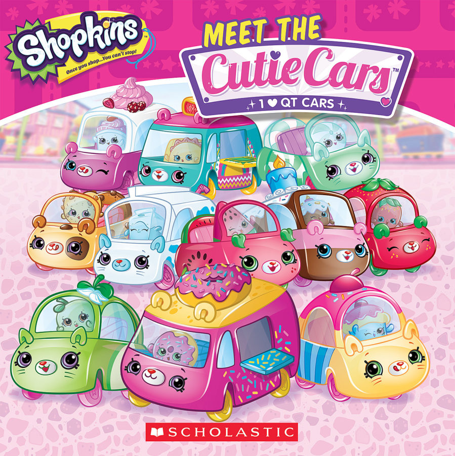 - Shopkins: Meet the Cutie Cars
