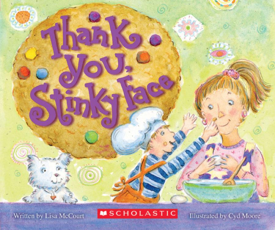 Lisa McCourt - Thank You, Stinky Face