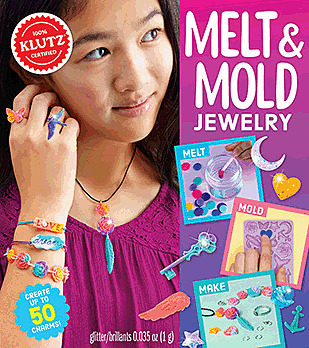 Editors of Klutz - Melt and Mold Jewelry