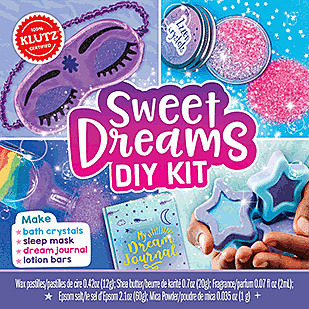 Klutz: Sweet Dreams DIY Kit