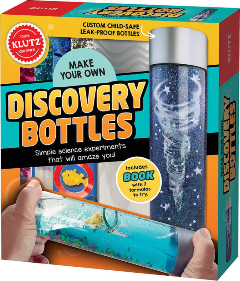 Editors of Klutz - Make Your Own Discovery Bottles