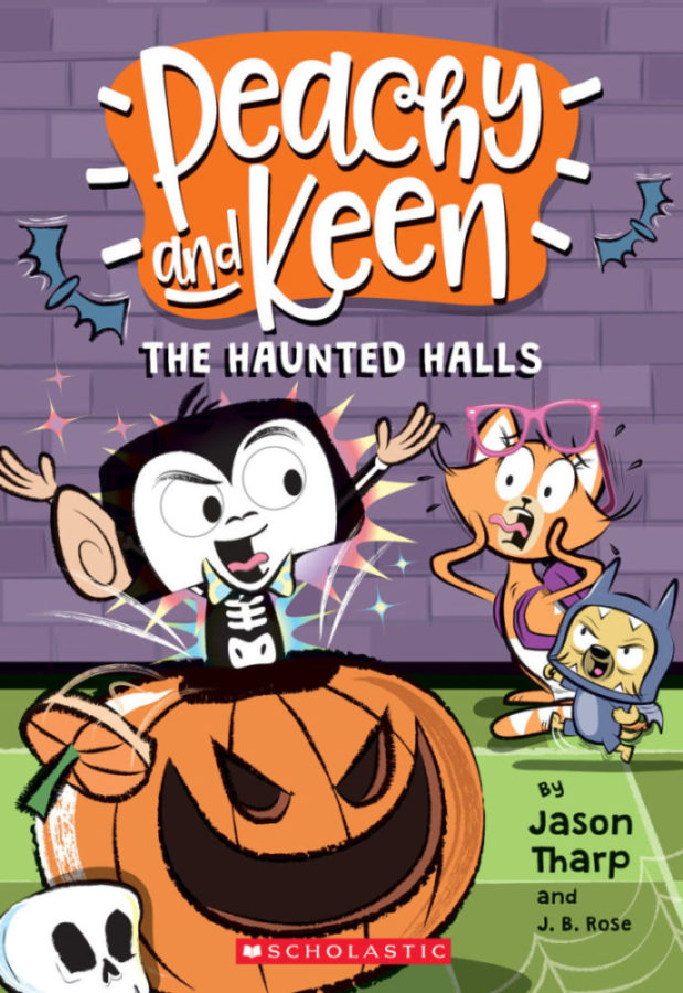 Jason Tharp - Haunted Halls, The
