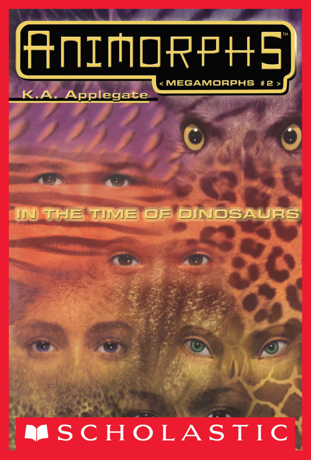 K. A. Applegate - In the Time of Dinosaurs