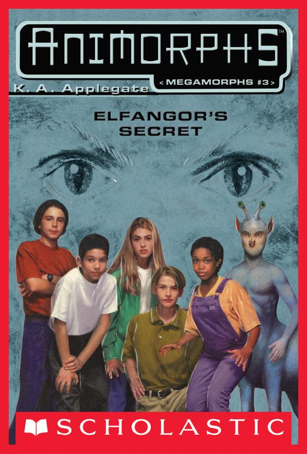 K. A. Applegate - Elfangor's Secret