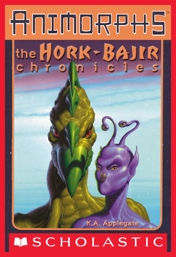 K. A. Applegate - The Hork-Bajir Chronicles
