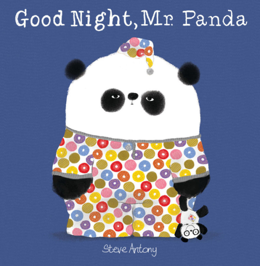 Steve Antony - Good Night, Mr. Panda