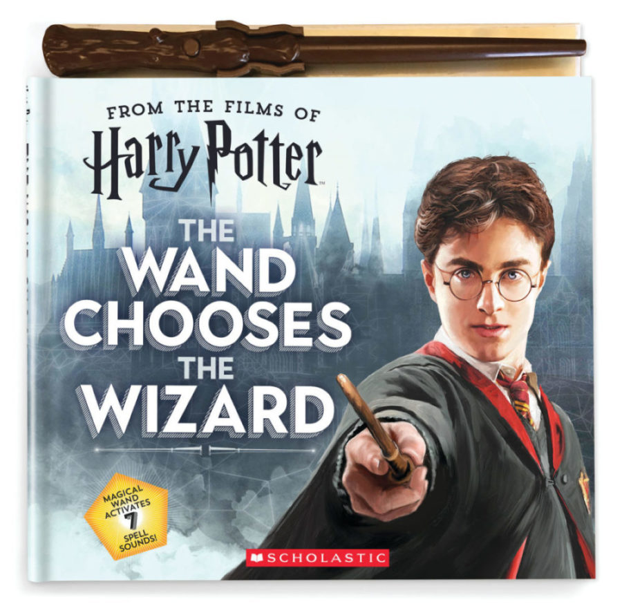 Christina Pulles - Harry Potter: The Wand Chooses the Wizard