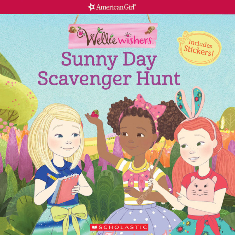 Meredith Rusu - Sunny Day Scavenger Hunt