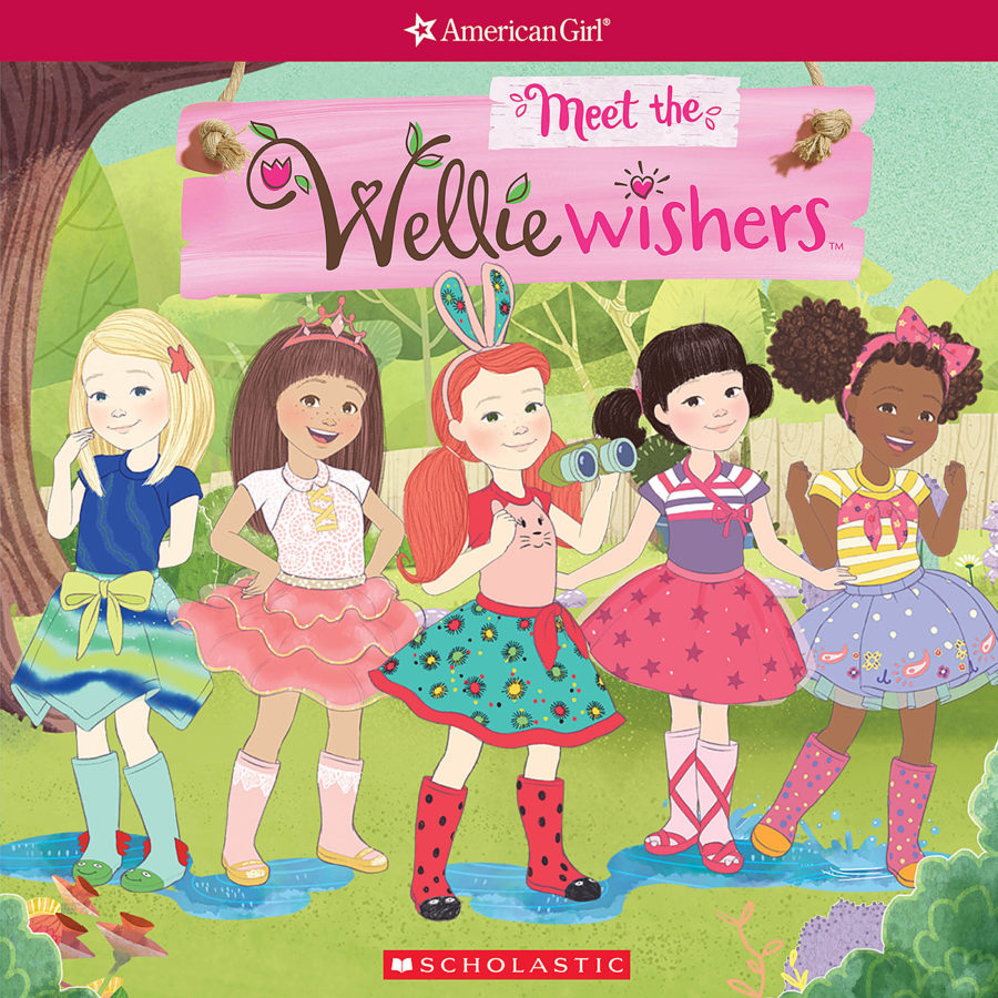 Scholastic - Meet the WellieWishers