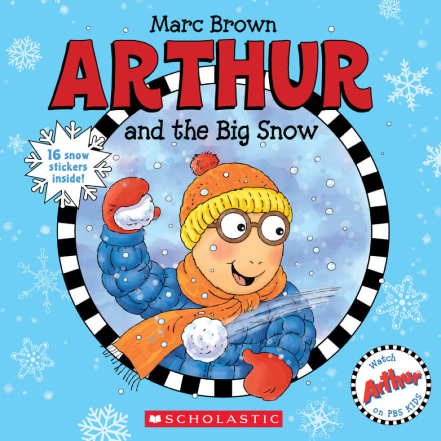 Marc Brown - Arthur and the Big Snow