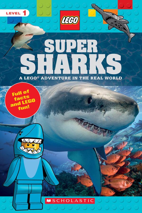 Penelope Arlon - Super Sharks
