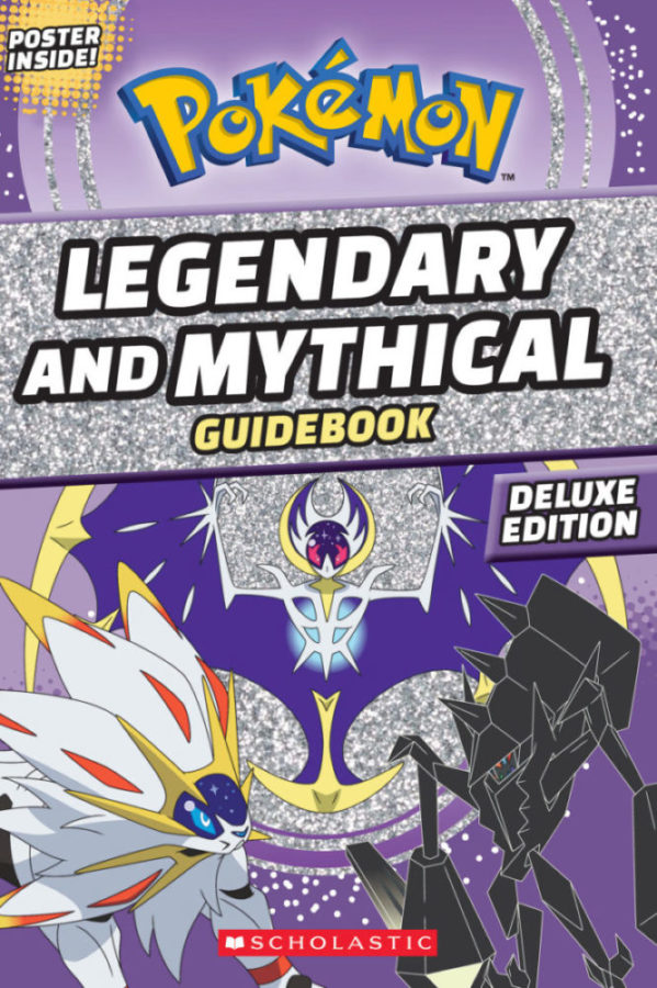 Simcha Whitehill - Pokémon: Legendary and Mythical Guidebook: Deluxe Edition