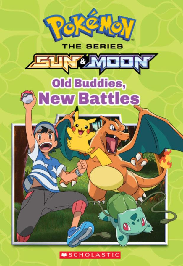 Scholastic - Old Buddies, New Battles
