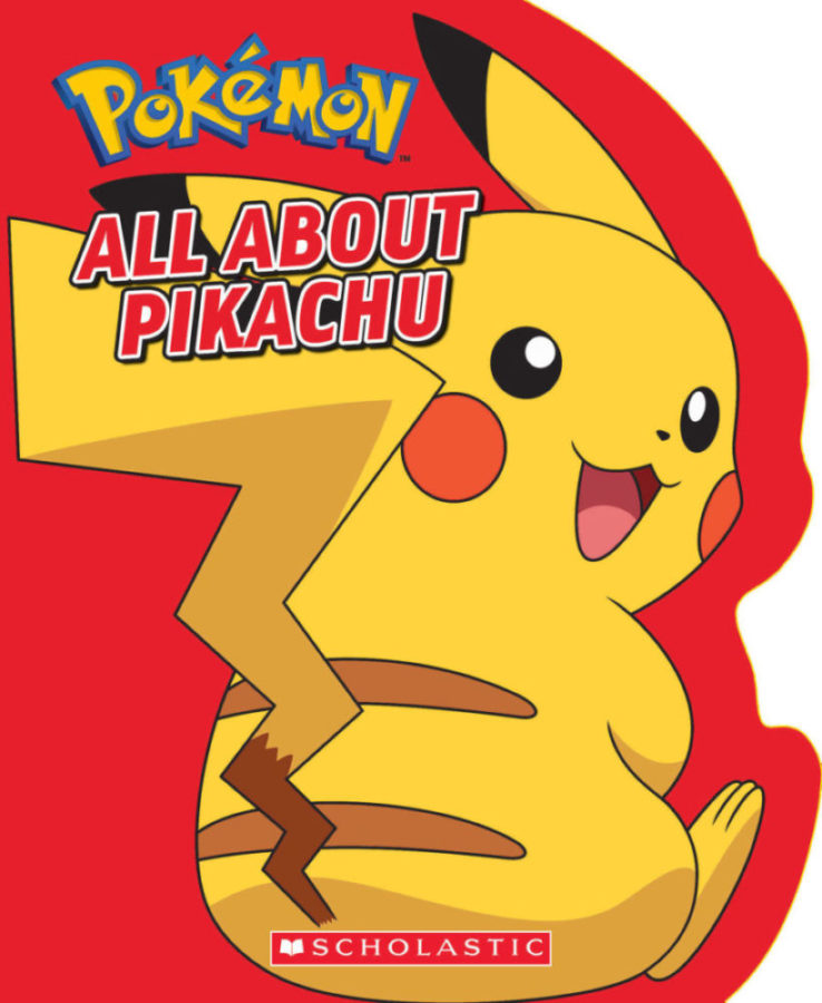 Simcha Whitehill - All About Pikachu