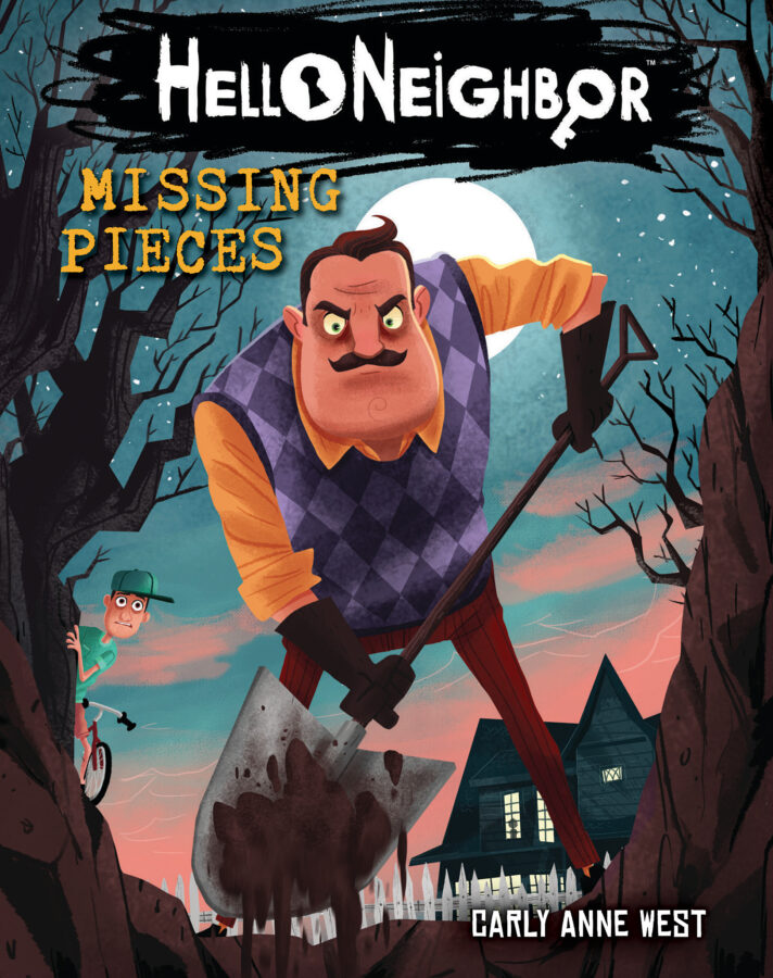 Carly Anne West - Hello Neighbor: Missing Pieces