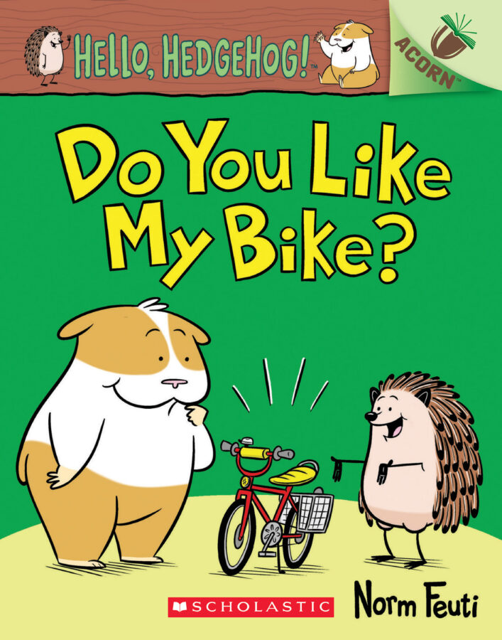 Norm Feuti - Do You Like My Bike?