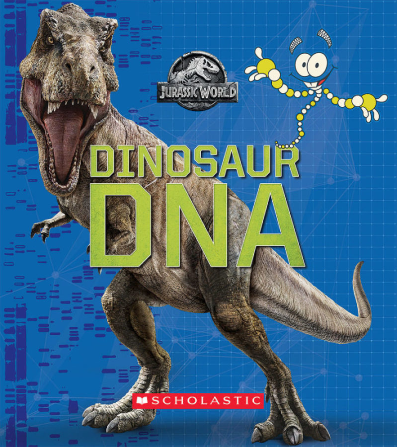 Marilyn Easton - Jurassic World: Dinosaur DNA