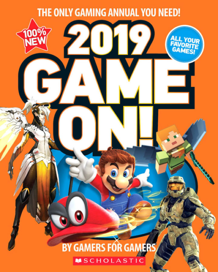 Scholastic - Game On! 2019