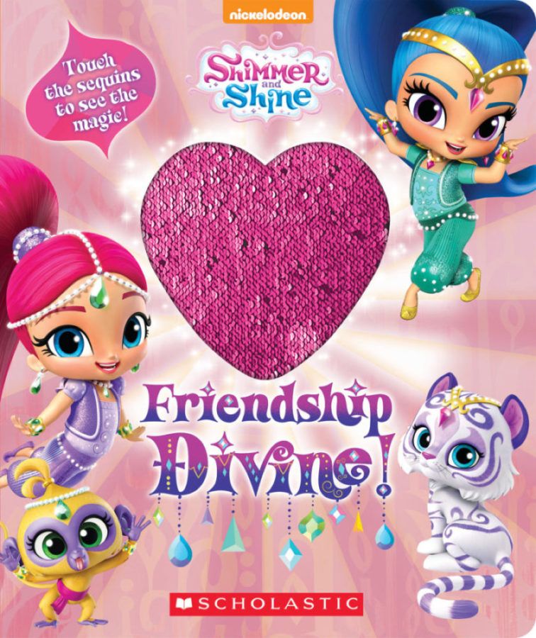 Courtney Carbone - Shimmer and Shine: Friendship Divine!