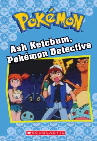 Tracey West - Ash Ketchum, Pokémon Detective
