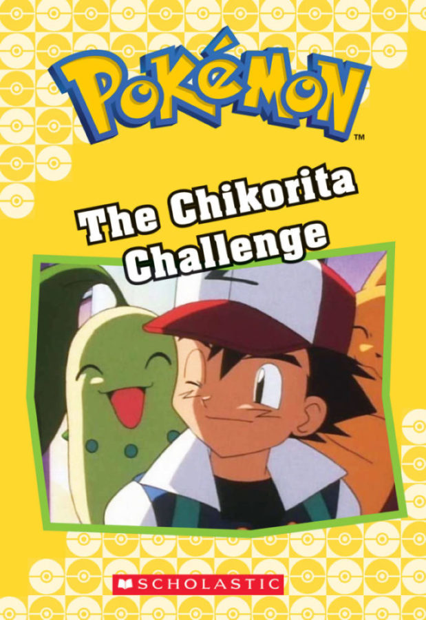 Tracey West - The Chikorita Challenge