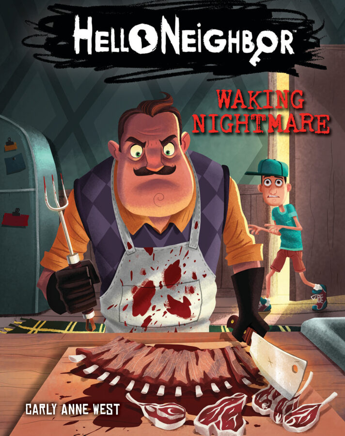 Carly Anne West - Hello Neighbor: Waking Nightmare