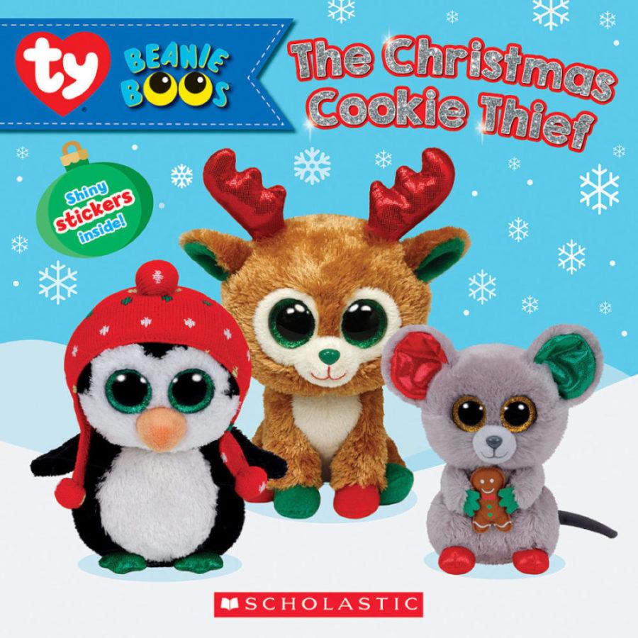Meredith Rusu - Christmas Cookie Thief, The