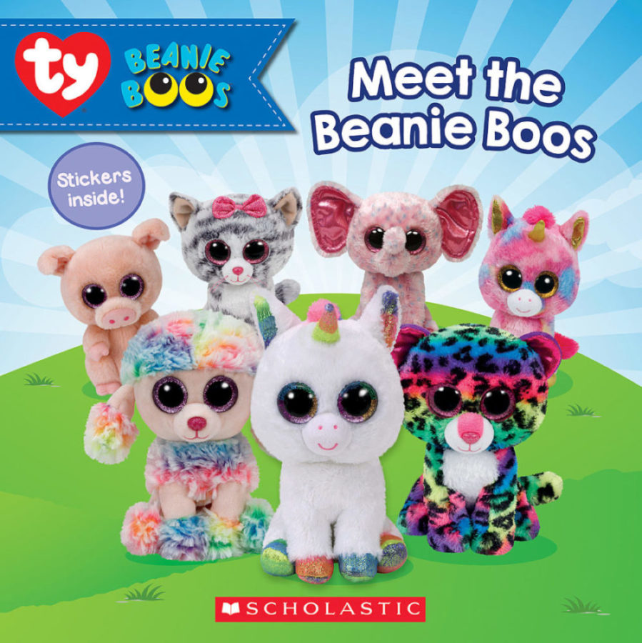 Joan Emerson - Meet the Beanie Boos