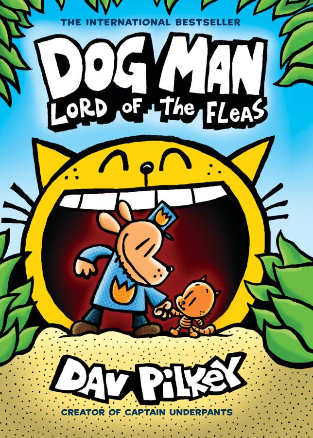 Dav Pilkey - Dog Man: Lord of the Fleas