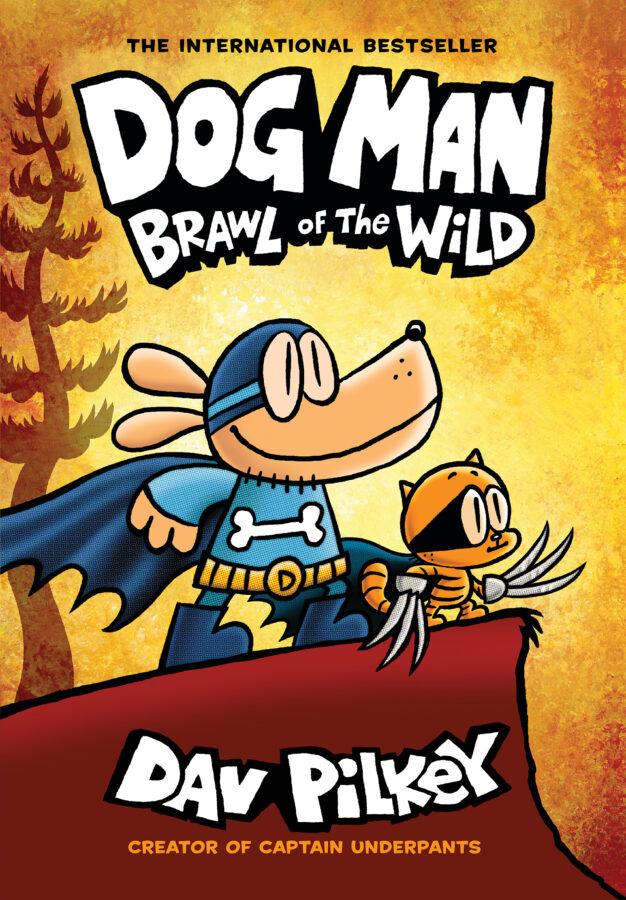 Dav Pilkey - Dog Man: Brawl of the Wild