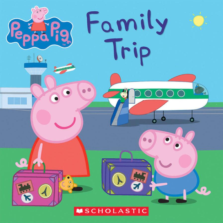 Scholastic - Family Trip