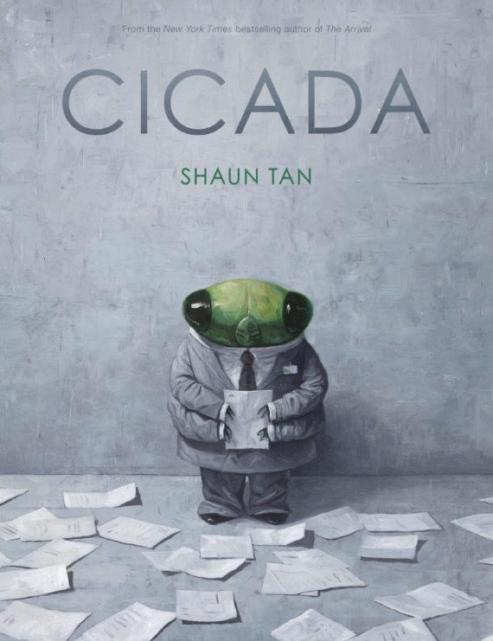 Shaun Tan - Cicada
