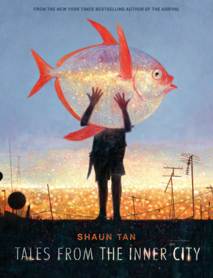 Shaun Tan - Tales from the Inner City