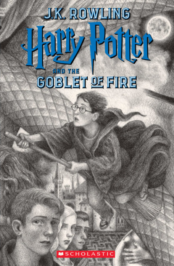 J. K. Rowling - Harry Potter and the Goblet of Fire (20th Anniversary Edition)