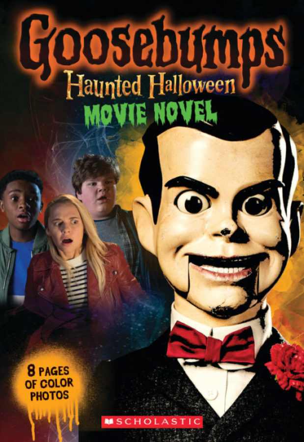 Scholastic - Goosebumps Haunted Halloween: Movie Novel
