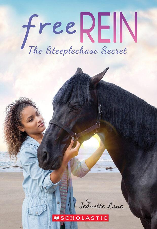 Jeanette Lane - The Steeplechase Secret