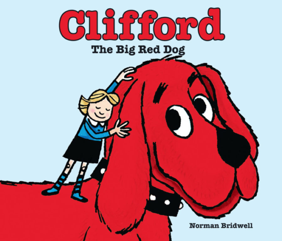 Norman Bridwell - Clifford the Big Red Dog (Jacketed Hardcover Reissue)