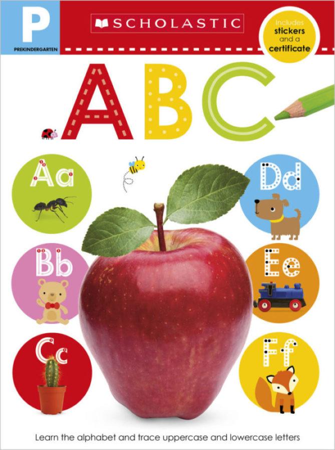 Scholastic - Pre-K Skills Workbook: ABC