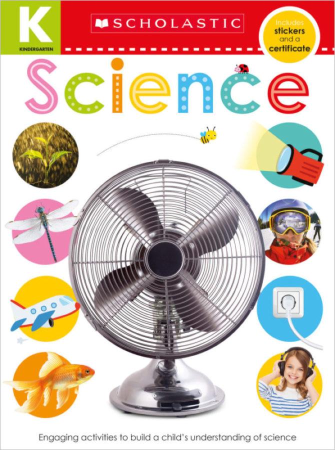 Scholastic - Kindergarten Skills Workbook: Science